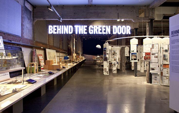Behind The Green Door OAT
