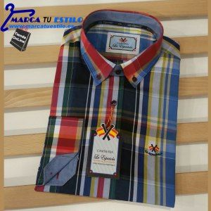 Camisa La Española Cuadro