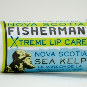 Nova Scotia Fisherman X-treme Organic Lip Care, 9.9 g (NS), a featured East Coast product in gift baskets from BeenThereGifts.com, an Atlantic Canadian Company