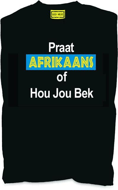 Só onthou ek Suid-Afrika |Praat Afrikaans.