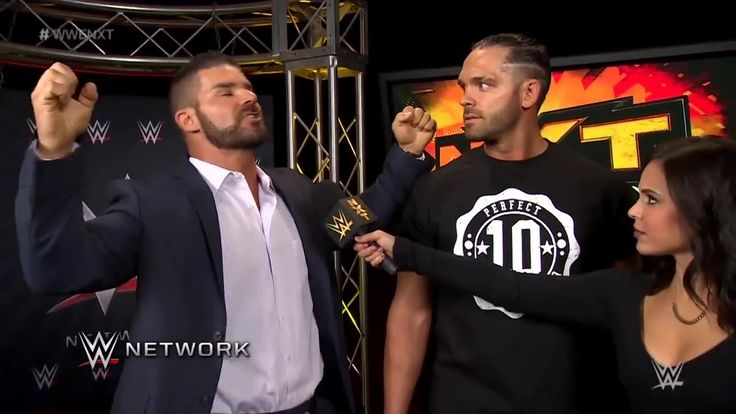 """Will Bobby Roode and Tye Dillinger -- The """"GLORIOUS TEN"""" -- have success in the Dusty Classic on WWE NXT on WWE Network?"""