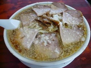 杭州飯店  (コウシュウハンテン)  ラーメン、餃子、中華料理 / 西燕