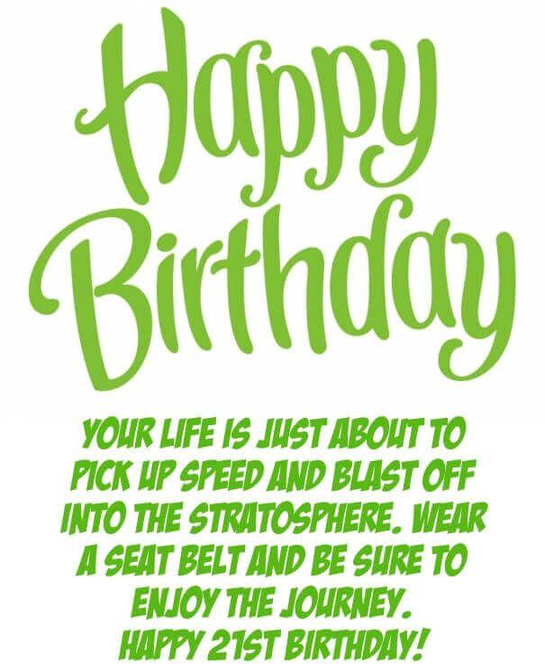 21st Birthday Quotes 20 Best Ideas Happy 21st Birthday Quotes Happy 21st Birthday Quotes 21st Birthday Quotes Funny Funny 21st Birthday Wishes