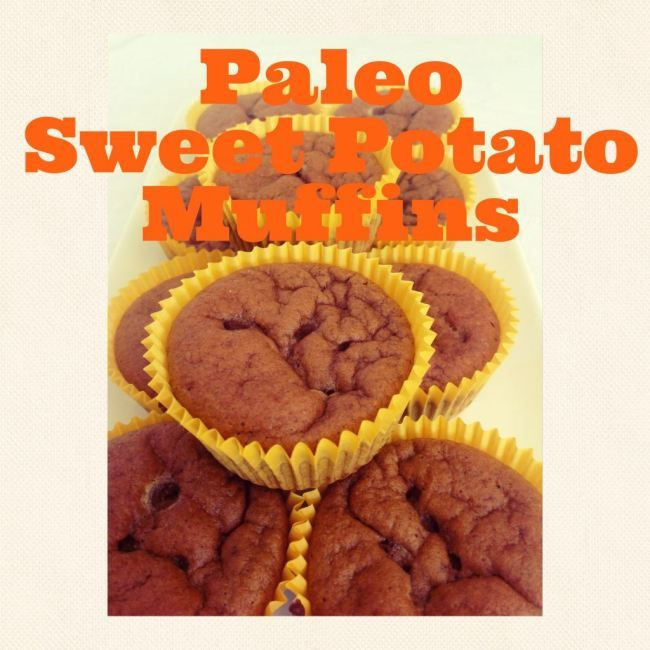 Paleo Sweet Potato Muffins (Thermomix Method Included) « Mother Hubbard's Cupboard