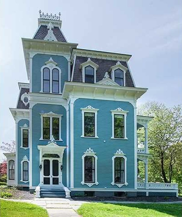 View 16 photos of this $1,795,000, 6 bed, 5.0 bath, 6693 sqft single family home located at 46 Livingston St, Rhinebeck, NY 12572 built in 1875. MLS # 359491.
