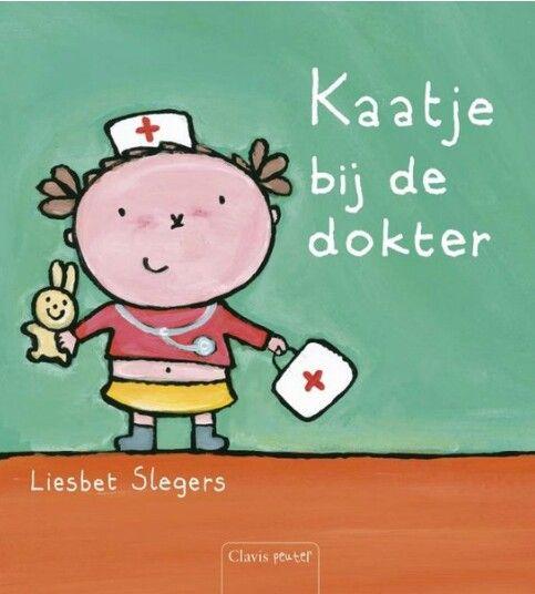 Kaatje bij de dokter - Liesbeth Slegers