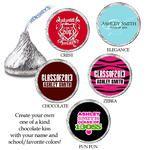 graduation party favors | 108 Graduation Party Favors Class of 2013 Kisses Labels