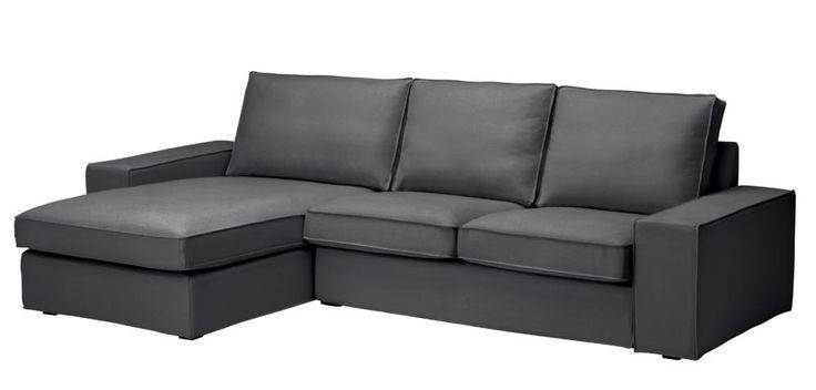 Billig sofa mit recamiere