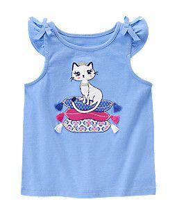 Princess Kitty Tee