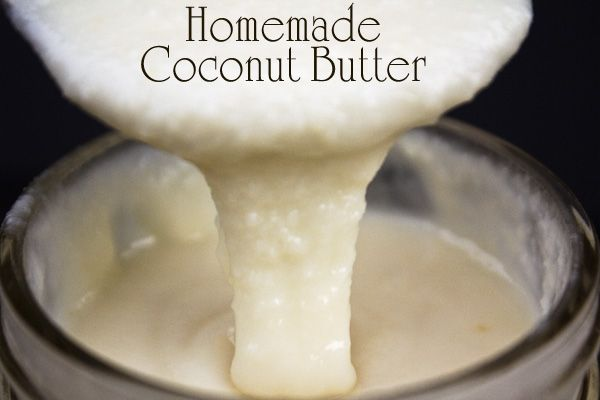 How To Make Organic Coconut Butter or Coconut Cream (Video 4 Of A 4 Video Series) - Whole Lifestyle Nutrition