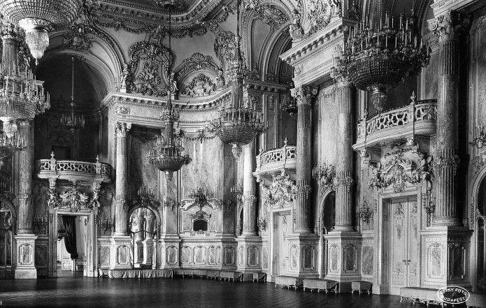 1926, Budai Vár, a Királyi Palota bálterme, Budapest