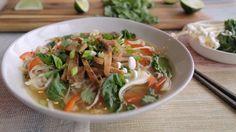 Soupe tonkinoise au porc caramélisé | Cuisine futée, parents pressés