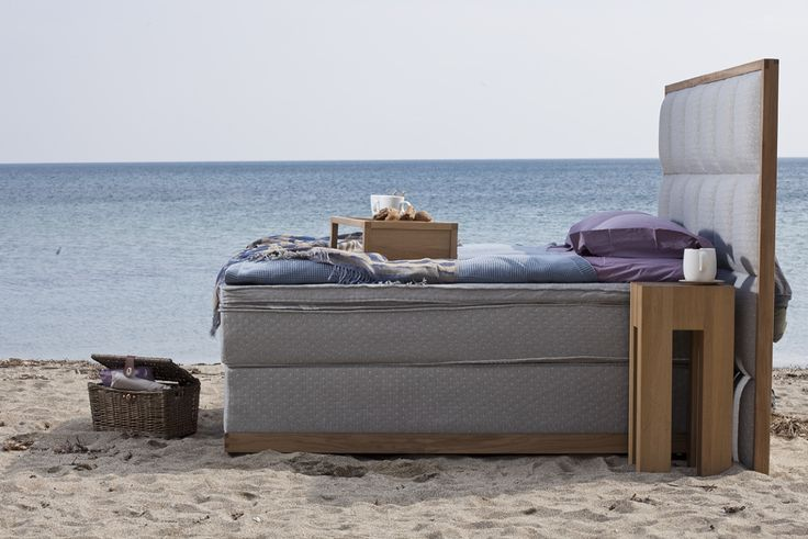 Personalising #sleep with our 4-layer #bed takes you exactly where you need to be! #cocomat #nature #beach #summer