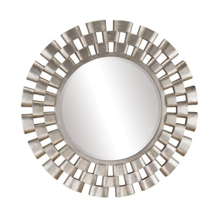 Petula Sunburst Oversized Wall Mirror