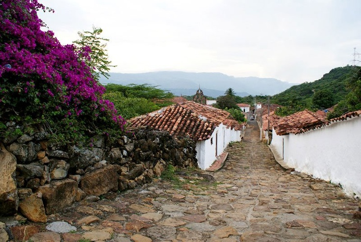 Guane - santander. Colombia