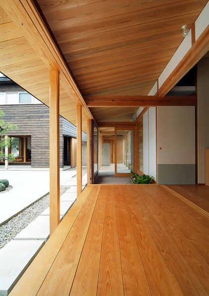 East Meets West in 3 Modern Japanese Homes - Decor Ideas. Traditional ...