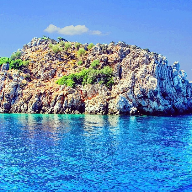 Datca, Turkey with Sailing the Web