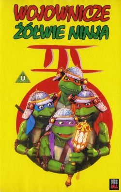 Wojownicze żółwie ninja IIIaka Teenage Mutant Ninja Turtles IIIDirector: Stuart Gillard  1993imdbAM Video