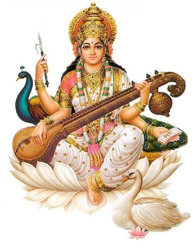 ~<3 ~*     ... Goddess Saraswati