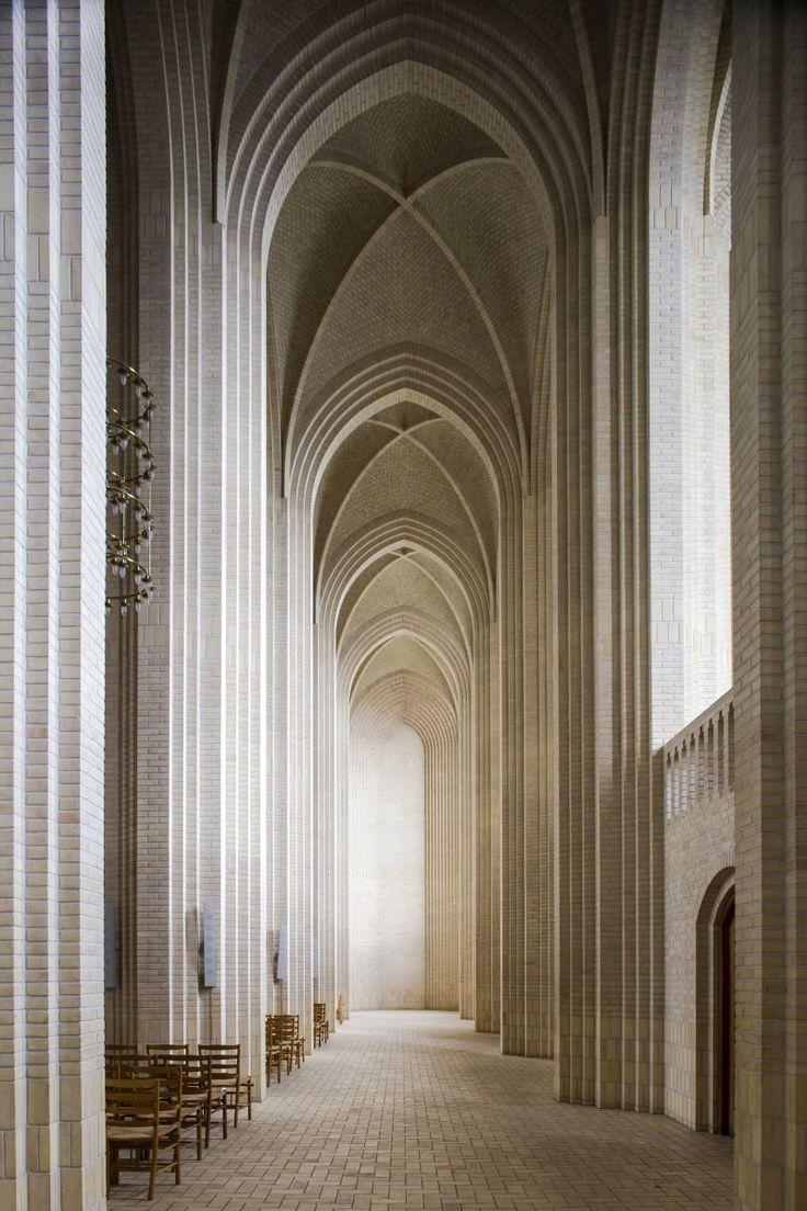 Peder Vilhelm Jensen-Klint, Roberto Conte · Grundtvig Church, 1940