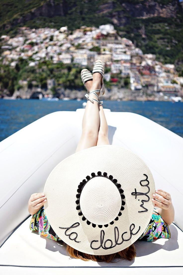La Dolce Vita in Positano - History In High Heels