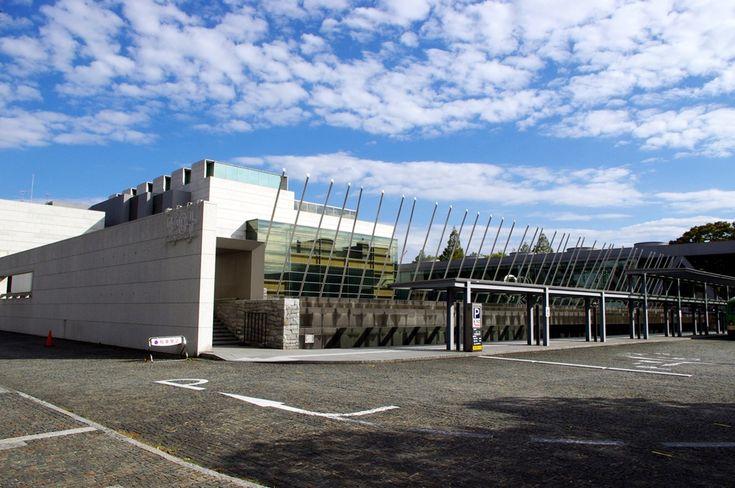 東京現代美術館 外観 mot-art-museum (33)