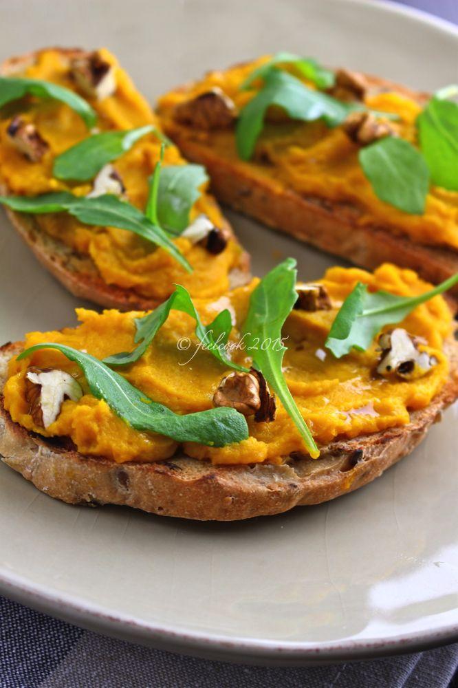 FeelCook cucina per passione: Hummus di zucca