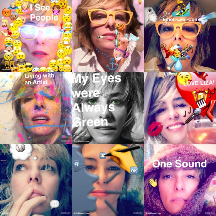 Parker Posey Is Your New Indie Queen of Snapchat-Wmag