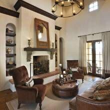 161 best Fireplaces images on Pinterest | Haciendas, Southwest ...