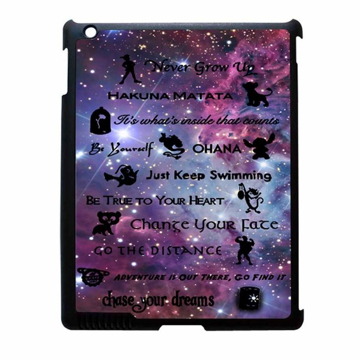 disney lessons learned mash up iPad 2 Case