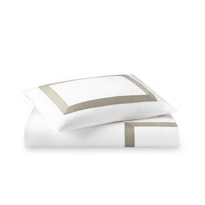 Monte Carlo Italian Bedding #williamssonoma-NAVY + Mono.