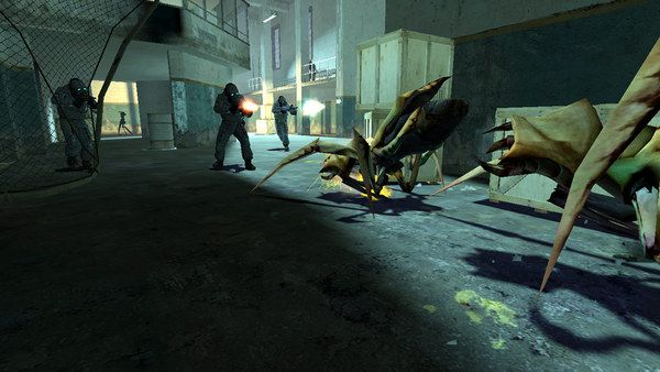 Half Life 2 PC Game Screenshots