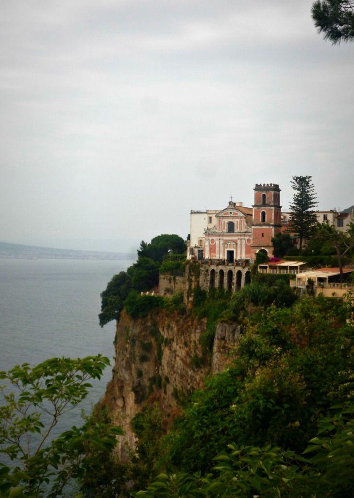 Ex Cattedrale di Vico Equense, Campania - Italy