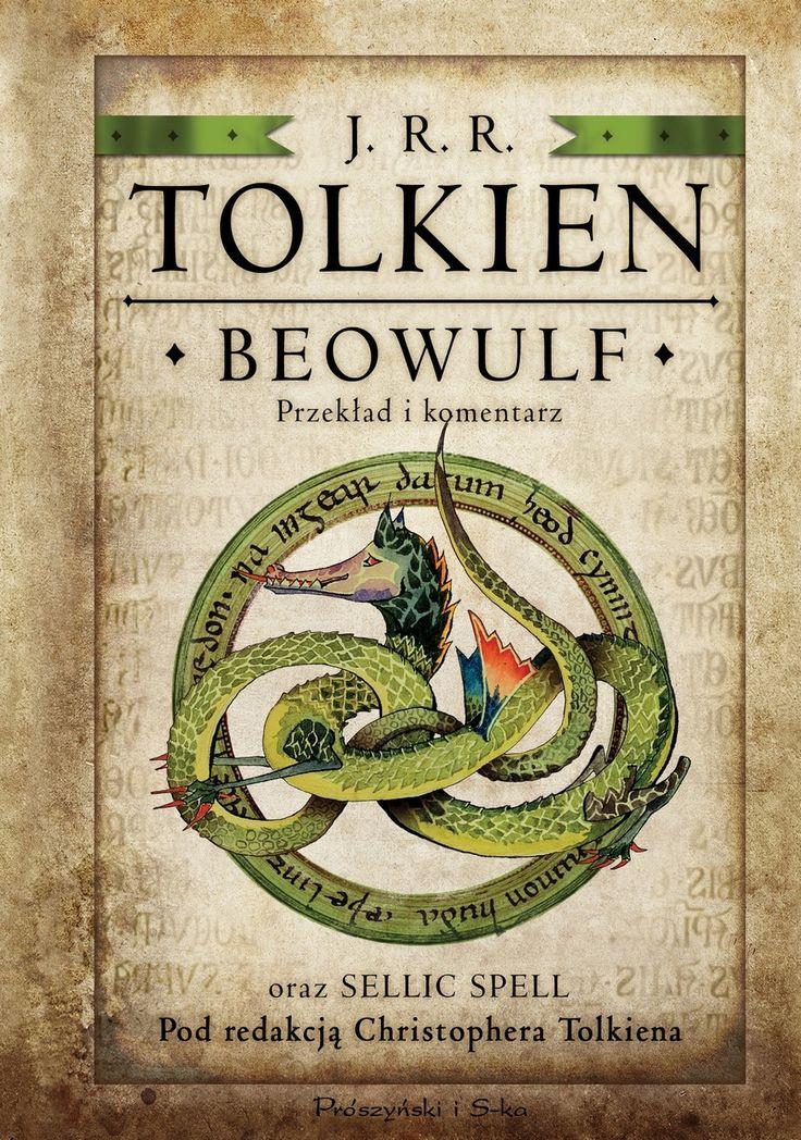 Beowulf - J.R.R. Tolkien - swiatksiazki.pl