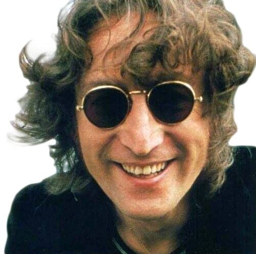"""""""Lennon's was one of the first voices I emulated when I began to sing. When we held tryouts in my pal's dad's living room for the singer in our band, I sang a Beatles song that Lennon sang. There is something about the timbre of his voice, something that it conveys, that still gets to me. The quality and the poetry of his lyrics. The wry sense of humor. And the boyishness, in the beginning. There are a great many things that touch me about him.""""- Don Henley"""