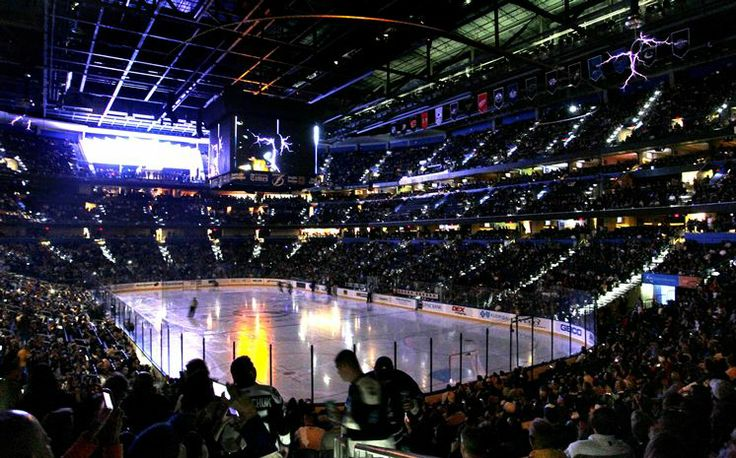 I think it should be ranked higher, but this is still impressive considering the array of venues reviewed. > Tampa Bay Times Forum, home of the Tampa Bay Lightning is ranked #54 in the Top 100 Stadium Experiences of 2013 | #stadiumjourney.com | #TBLightning #Bolts #NHL #hockey
