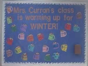 Hot Chocolate Classroom Door Toddler Bulletin Boards