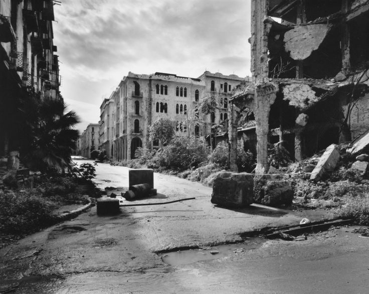 Beirut (Gabriele Basilico) http://www.tripartadvisor.it/gabriele-basilico-prorogata/
