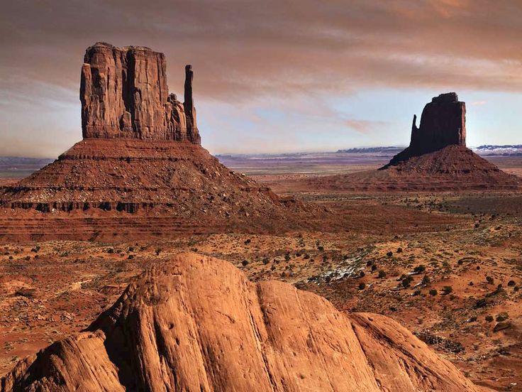 american southwest scenery | 世界の絶景 砂漠とサバンナ