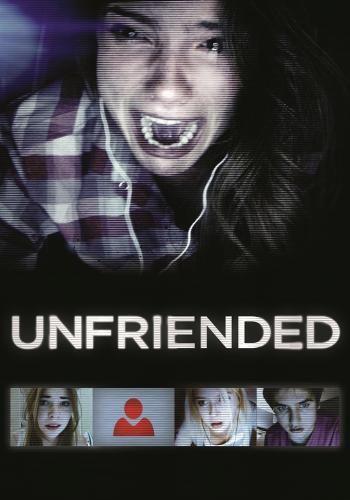 Unfriended, Movie on DVD, Horror Movies, Suspense