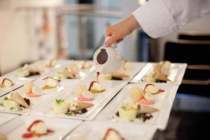 Tasting Dessert
