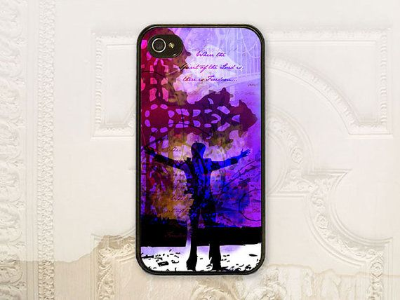 Christian worship cell phone case iPhone 4 4S by LilStinkerDesign