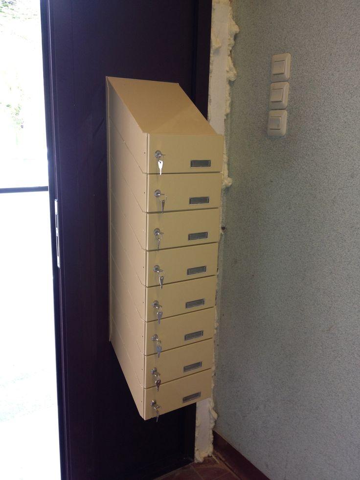 Почтовые ящики | Vida+ PVC окна и двери