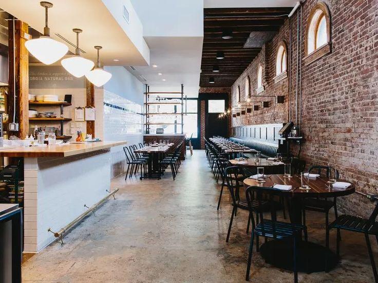 38 Essential Restaurants In Atlanta Atlanta Restaurants Restaurant Design