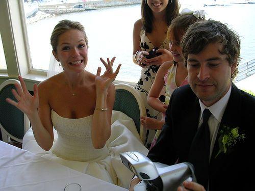 Katie aselton and mark duplass wedding dresses