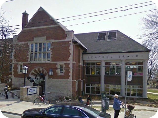 Beaches Branch, Toronto Public Library