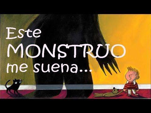 Este monstruo me suena - Cuentos infantiles - Educación emocional - YouTube
