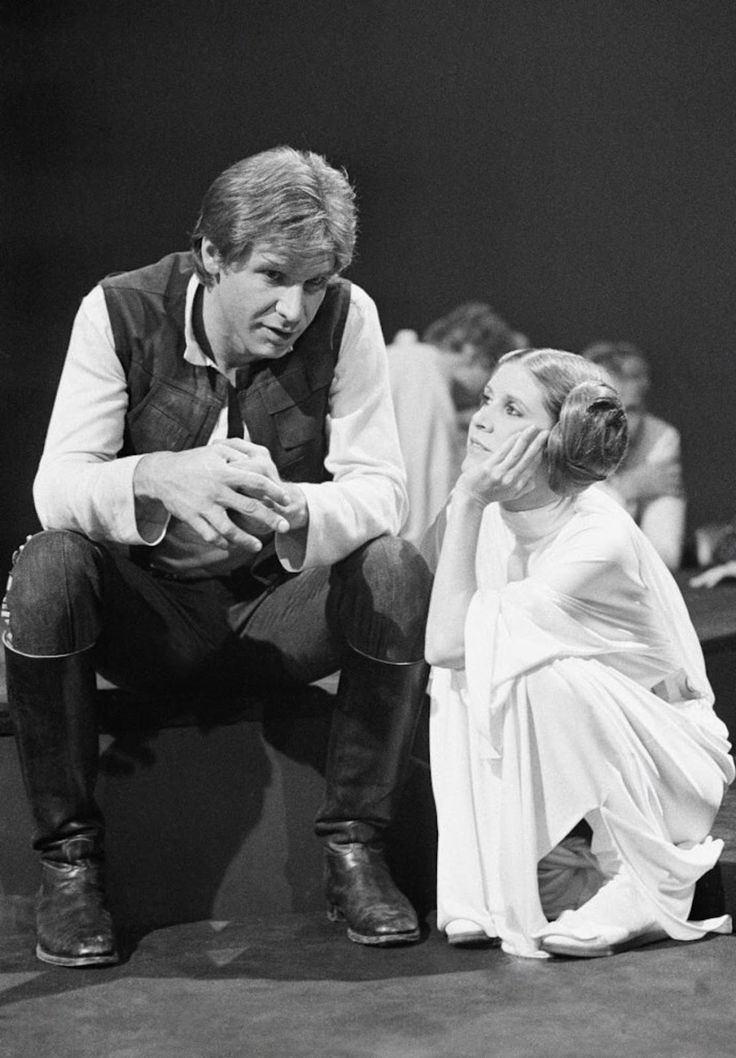 Carrie Fisher was 'one of a kind', says Harrison Ford