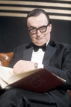 """Cyril Fletcher (1913 – 2005) was an English comedian. He was most famous for his Odd Odes, which later formed a section of the television show """"That's Life!"""""""