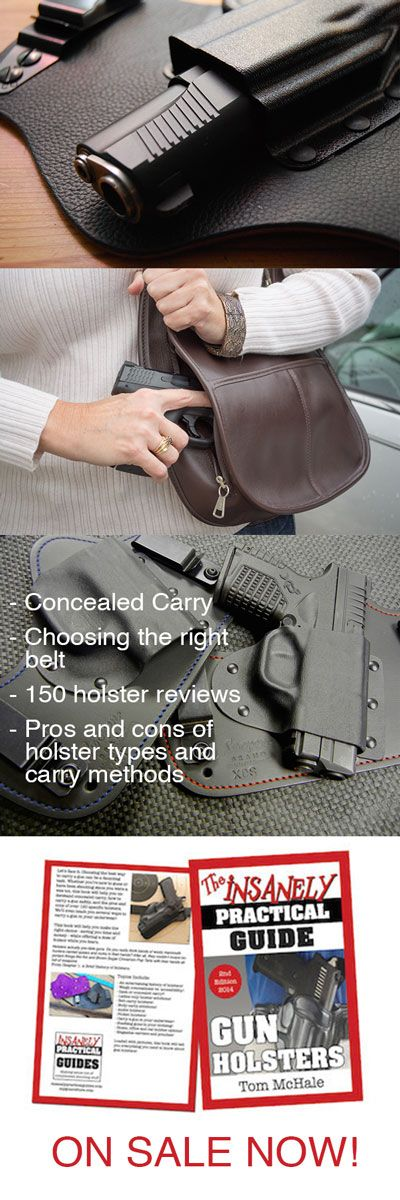 Concealed carry and proper holster selection
